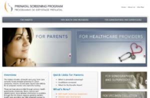 Prenatal Screening Ontario