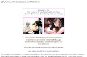 Canadian Breastfeeding Foundation